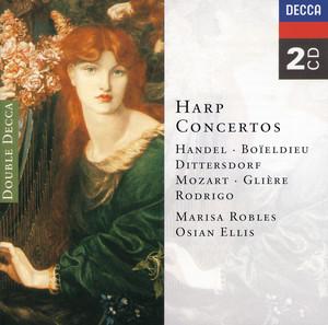 Harp Concertos album