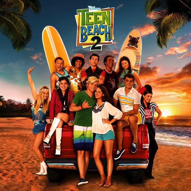 Teen Beach 2 Original Tv Movie Soundtrack By Various -6831