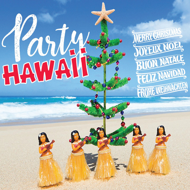 Christmas In Hawaii Party.White Christmas A Song By Hawaii Calls The Hawaii Calls