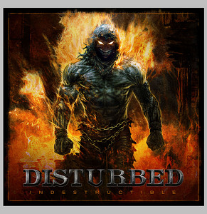 Indestructible Albumcover