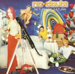 Return Of Saturn Albumcover