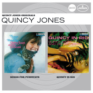 Quincy Jones (I Love You) And Don't You Forget It cover