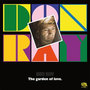 Don Ray - Garden of Love album