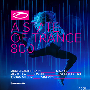 A State of Trance 800 album