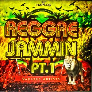 Reggae Jamming, Pt. 1 Albumcover