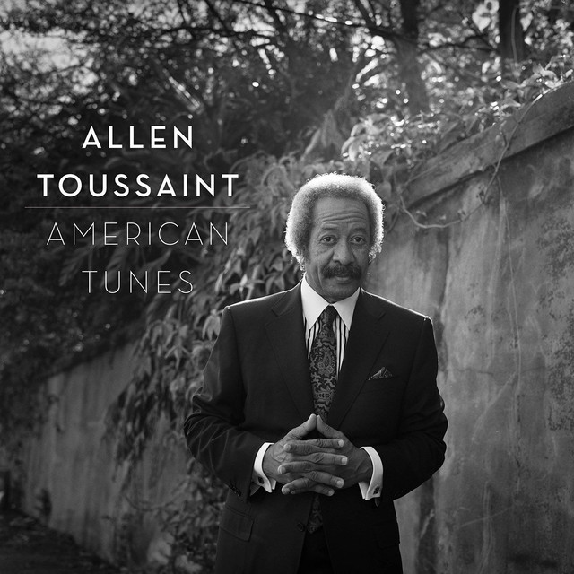 Album cover for American Tunes by Allen Toussaint