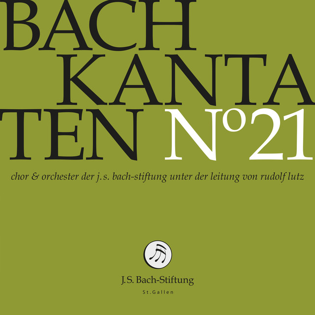 Bach: Cantatas, Vol. 21