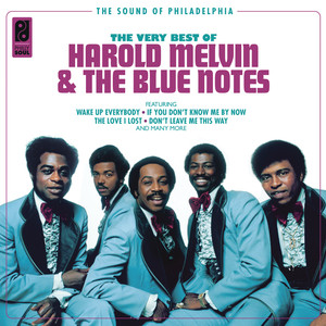 Harold Melvin & The Blue Notes - The Very Best Of album