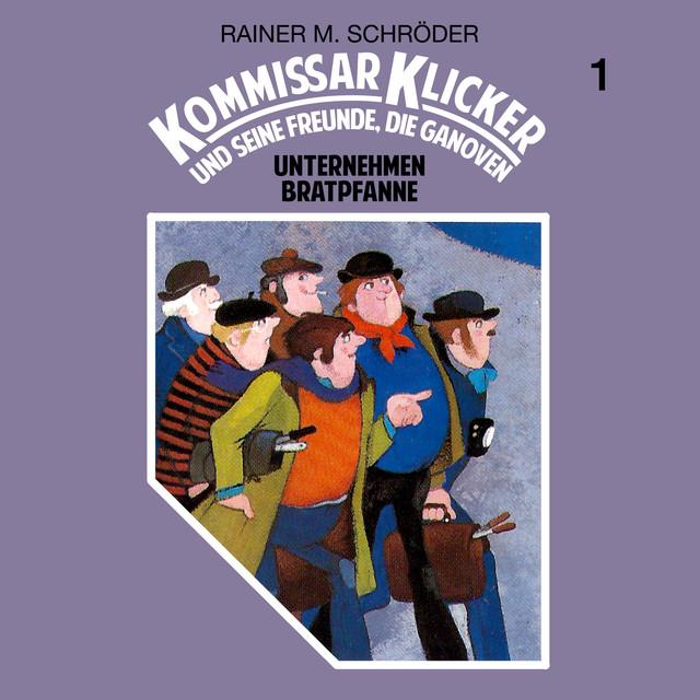 Kommissar Klicker Cover