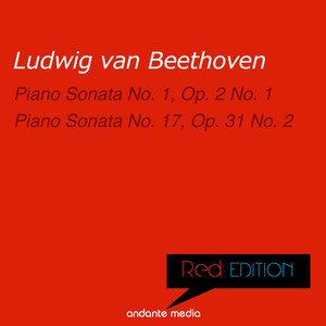 Red Edition - Beethoven: Piano Sonata No. 1, Op. 2 No. 1 & Piano Sonata No. 17, Op. 31 No. 2 Albümü
