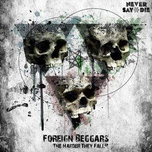 Foreign Beggars, Skrillex Still Gettin It cover