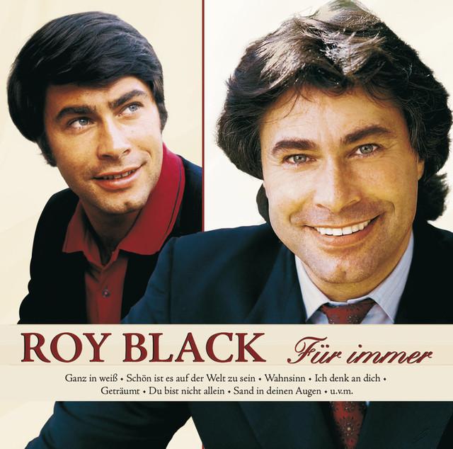 f r immer set album by roy black lyreka. Black Bedroom Furniture Sets. Home Design Ideas