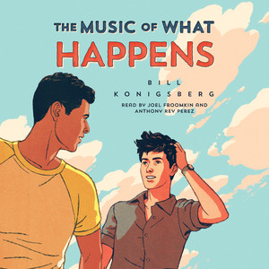 The Music of What Happens (Unabridged) Audiobook