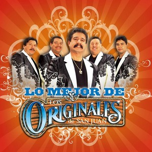 Lo Mejor De Los Originales Albumcover