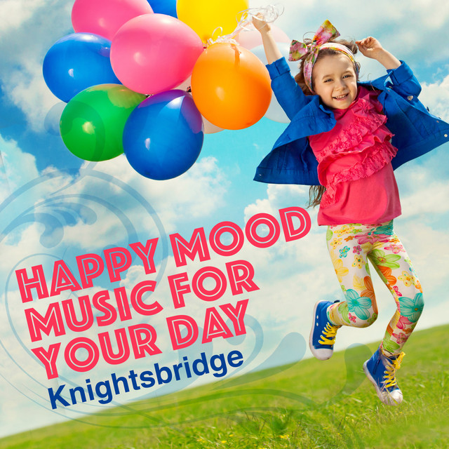 Happy Mood Music for Your Day Albumcover