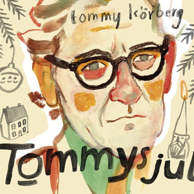 Skivomslag för Tommy Körberg: Tommys Jul
