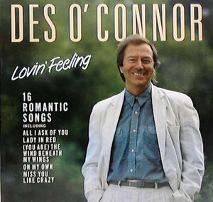 Des O'Connor One Day I'll Fly Away cover