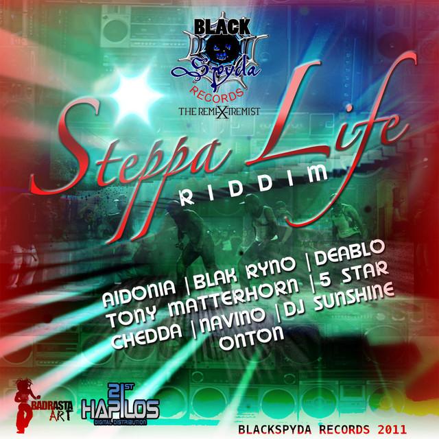 Steppa Life Riddim Instrumental, a song by Black Spyda on Spotify