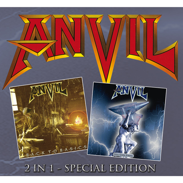 Anvil Back to Basics & Still Going Strong (Re-Release) album cover