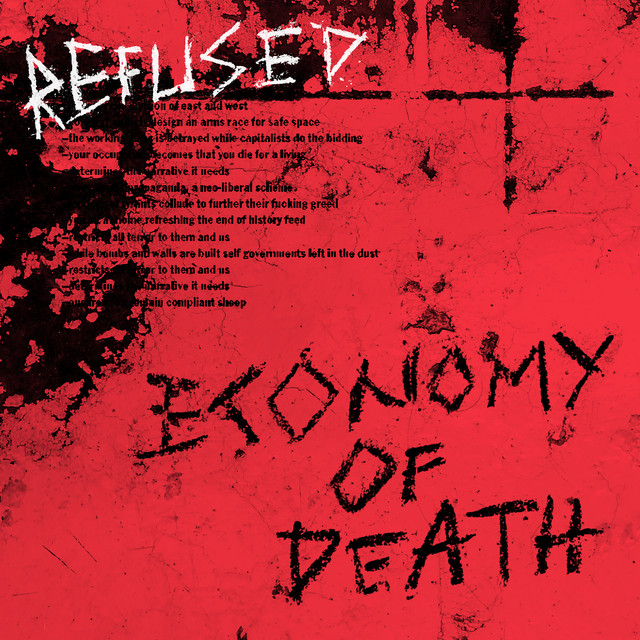 Refused - Economy Of Death cover