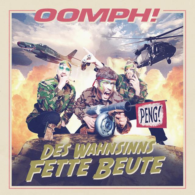 Oomph! Des Wahnsinns fette Beute album cover