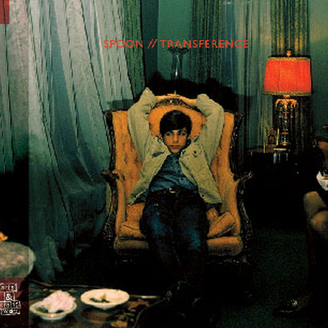 Spoon Transference album cover