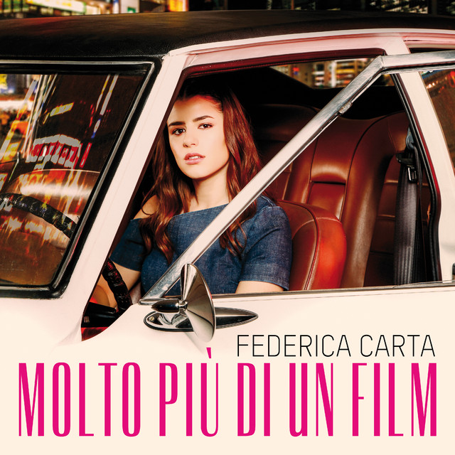 Album cover for Molto Più Di Un Film by Federica Carta
