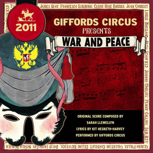 War and Peace Albumcover