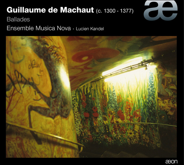 music by guillaume de machaut and guillaume du fay