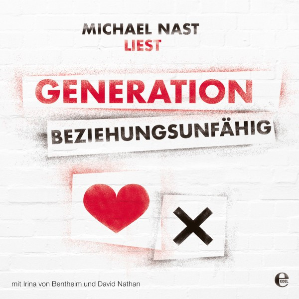 Album cover for Generation Beziehungsunfähig by Michael Nast