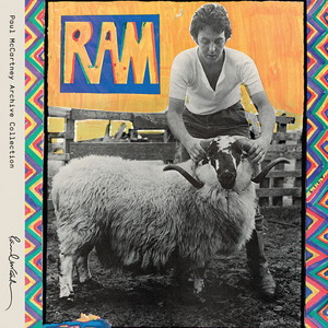 Paul McCartney, Linda McCartney Another Day - Remastered 2012 cover