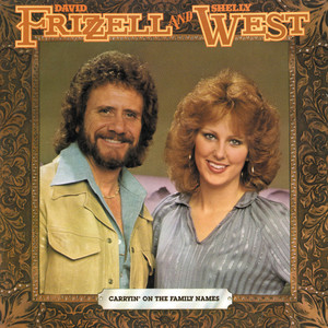 David Frizzell, Shelly West You're the Reason God Made Oklahoma cover