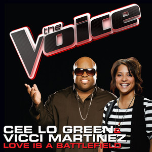 Love Is A Battlefield (The Voice Performance)