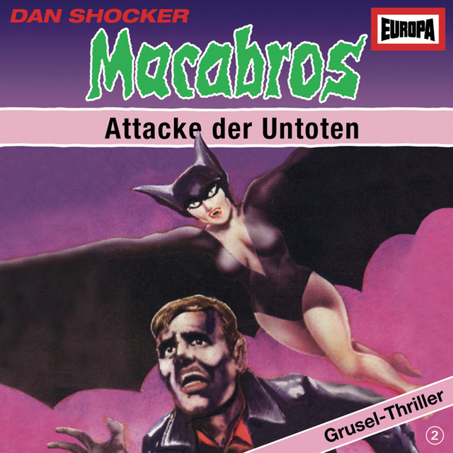 02 - Attacke der Untoten Cover