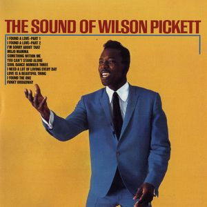 The Sound of Wilson Pickett Albumcover
