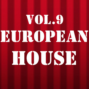 European House, Vol. 9 Albumcover