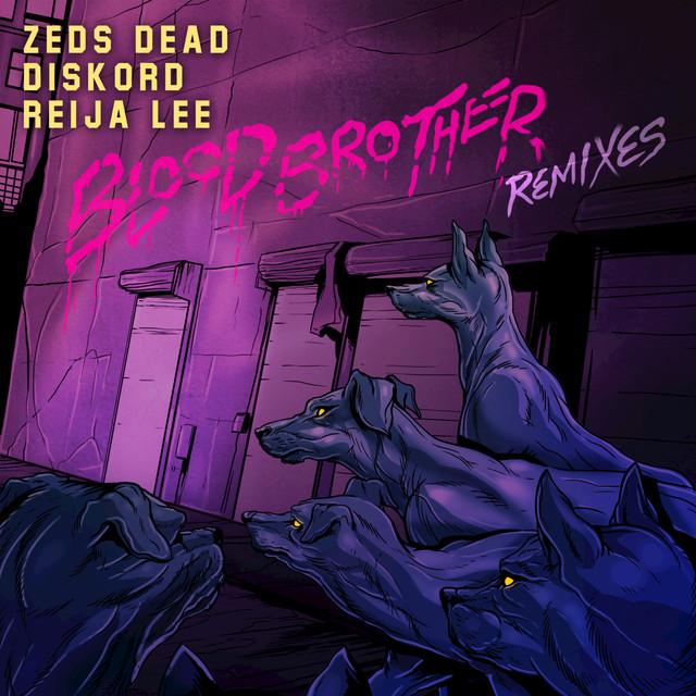 Blood Brother (Remixes)