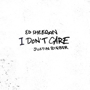 I Don't Care (with Justin Bieber) Albümü