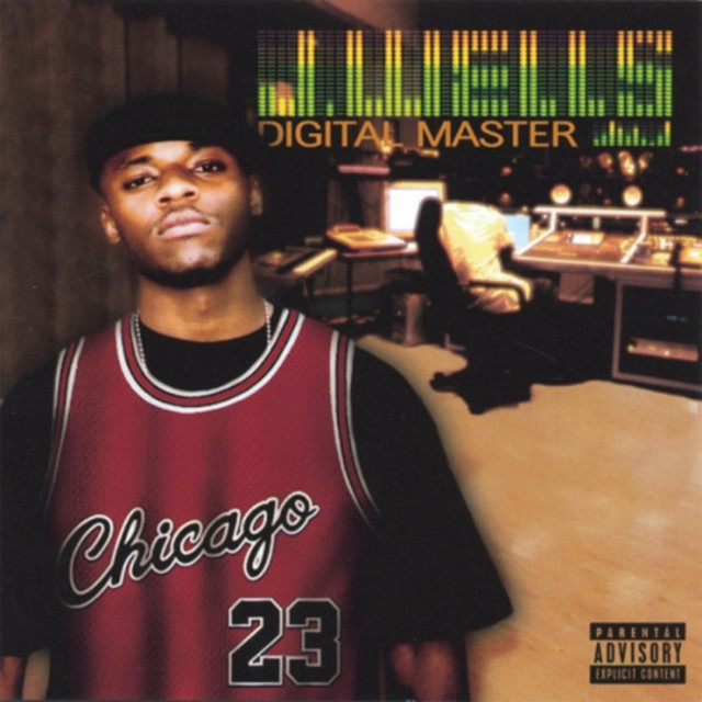 J Wells, J. Wells Digital Master (Vol. 1) album cover