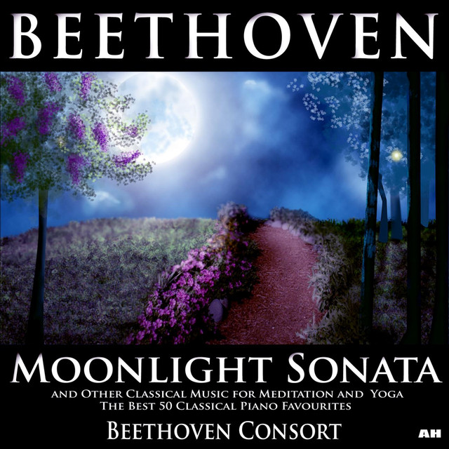 Beethoven Moonlight Sonata and Other Classical Music for