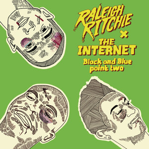 Black and Blue Point Two - Raleigh Ritchie