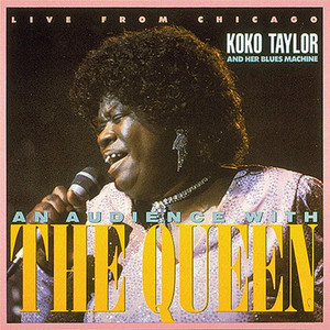 An Audience With the Queen album