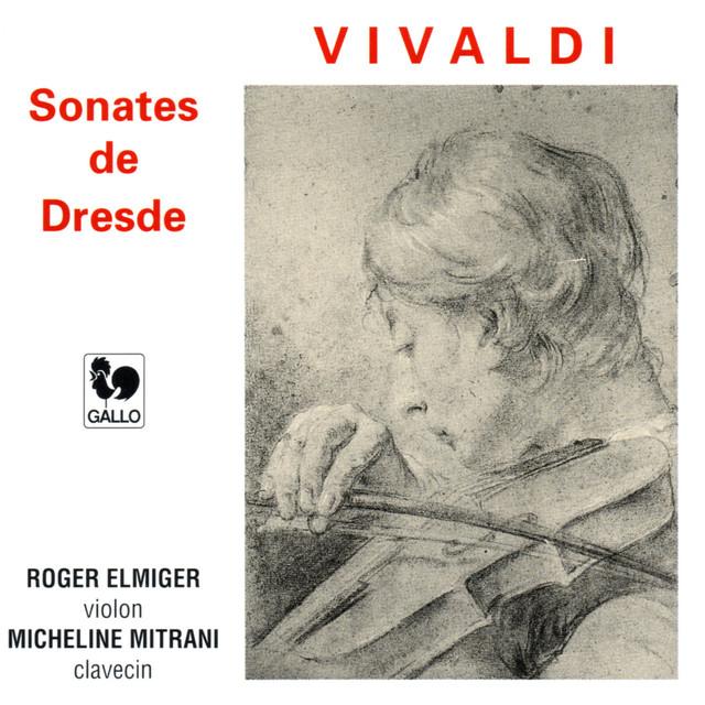Vivaldi: Violin Sonatas RV 2, 3, 12, 28, 29, 34 (Dresden Sonatas) Albumcover