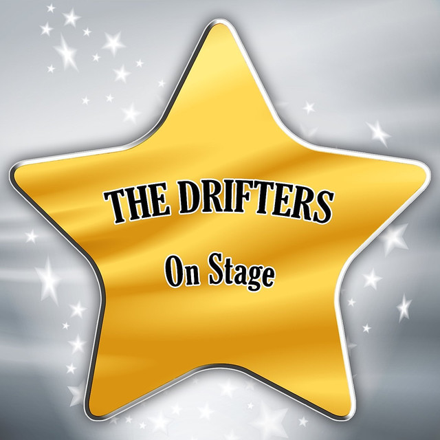 The Drifters On Stage album cover