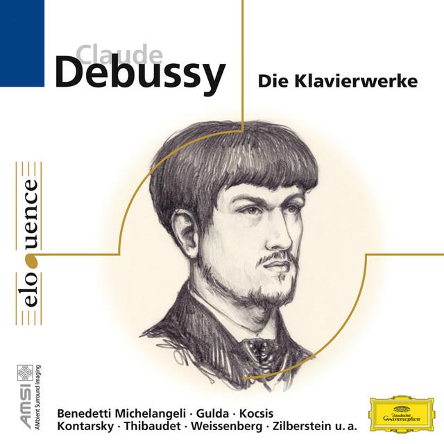 Debussy Klavierwerke (Elo) Albumcover
