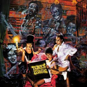 Blacks' Magic Albumcover