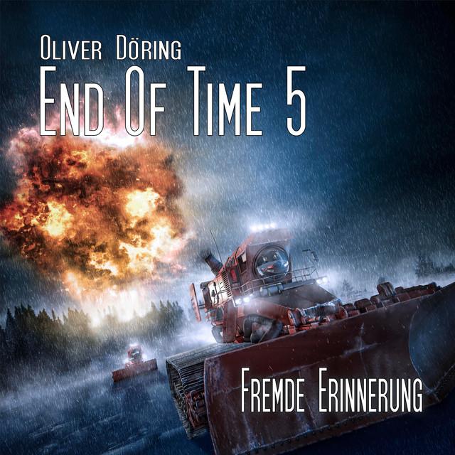 Folge 5: Fremde Erinnerung (Oliver Döring Signature Edition) Cover