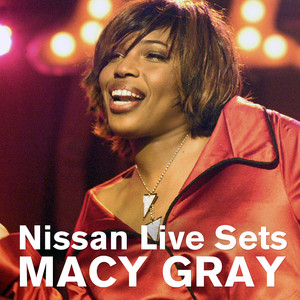 Macy Gray : Nissan Live Sets on Yahoo! Music Albumcover