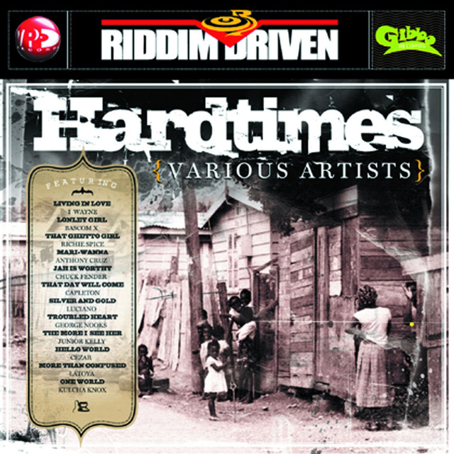 Riddim Driven: Hardtimes Riddim Driven: Hardtimes album cover
