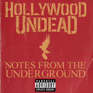 Notes From The Underground Albumcover